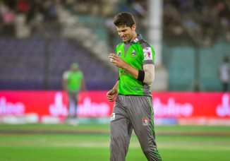 Simon Doull said he loves to see Shaheen Shah Afridi's yorkers