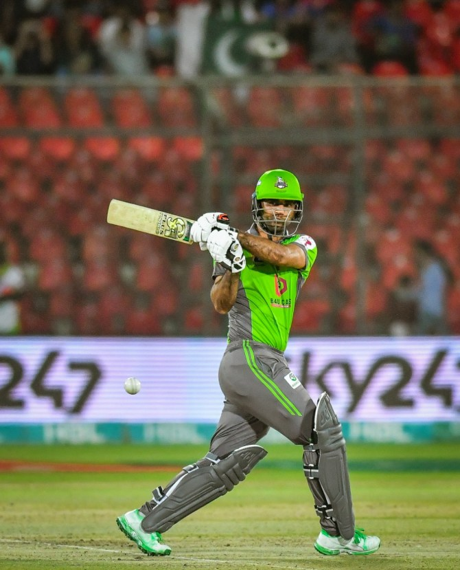 Jalaluddin said good news Fakhar Zaman is back