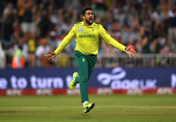 Tabraiz Shamsi joked that Mohammad Rizwan should give someone else a chance to score runs