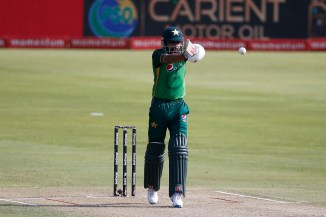 Babar Azam said he is aiming to stay the number one ODI batsman for a long time