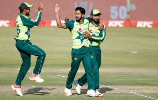 Fawad Ahmed said Hasan Ali has benefited hugely from first-class cricket