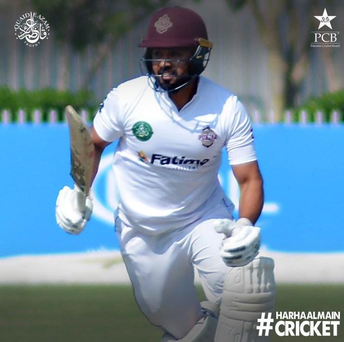 Pakistan batsman Zain Abbas said it felt great to perform against Hasan Ali, Tabish Khan and Shahnawaz Dhani