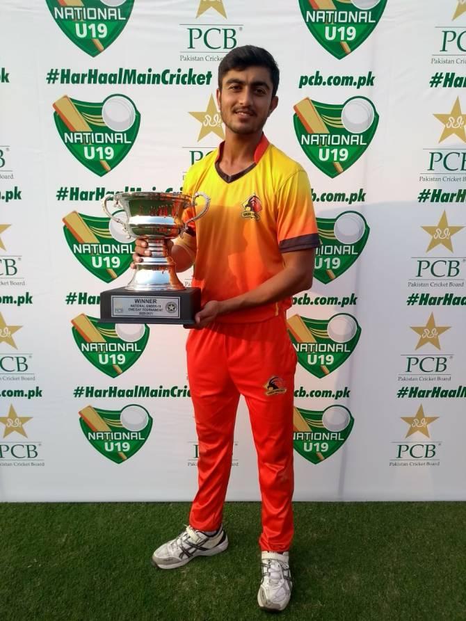 Zeeshan Zameer said he is improving himself to get into the Pakistan team