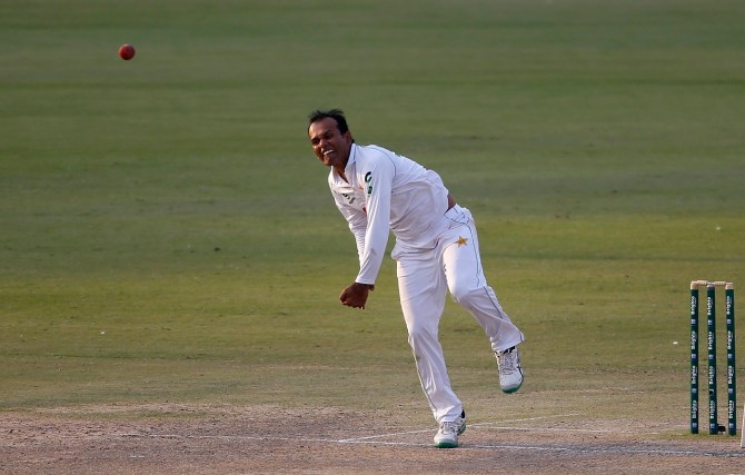 Waqar Younis said Nauman Ali was not picked for the 1st Test for a specific reason