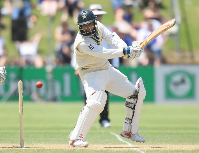 Mohammad Yousuf said he worked with Israrullah and Omair Bin Yousuf on their batting