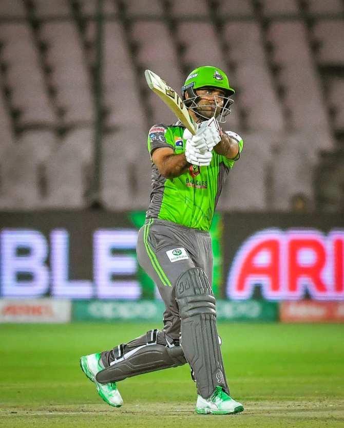 Fakhar Zaman said Haris Rauf, Dilbar Hussain and Sohail Akhtar are very talented