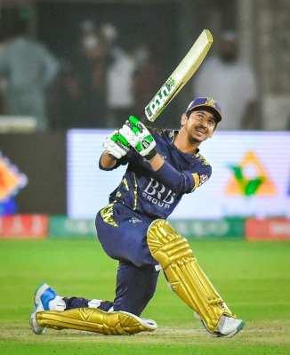 Pakistan batsman Saim Ayub said it was an honour to bat with Chris Gayle and Faf du Plessis