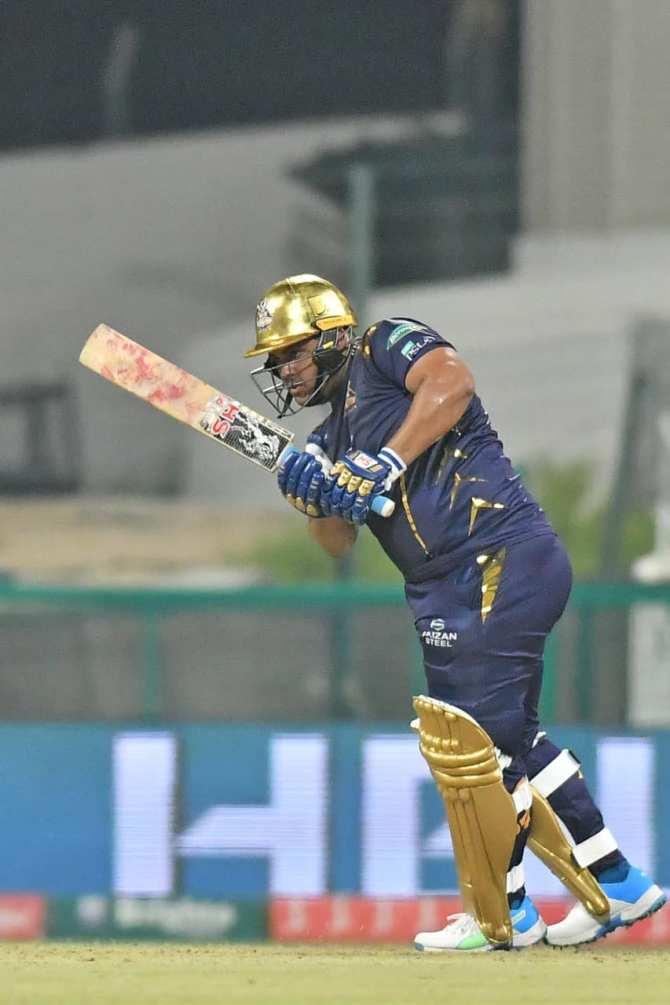 Pakistan wicketkeeper-batsman Azam Khan said he is going through a rough time
