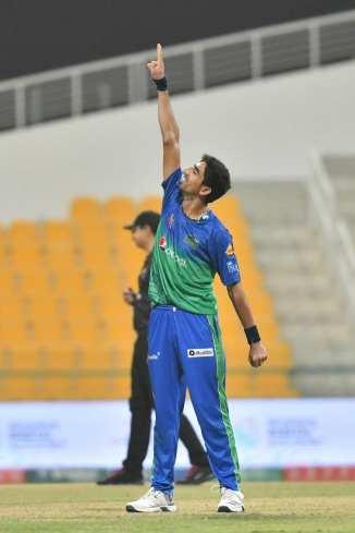 Shahnawaz Dahani said Mohammad Rizwan backed him even if he went for runs