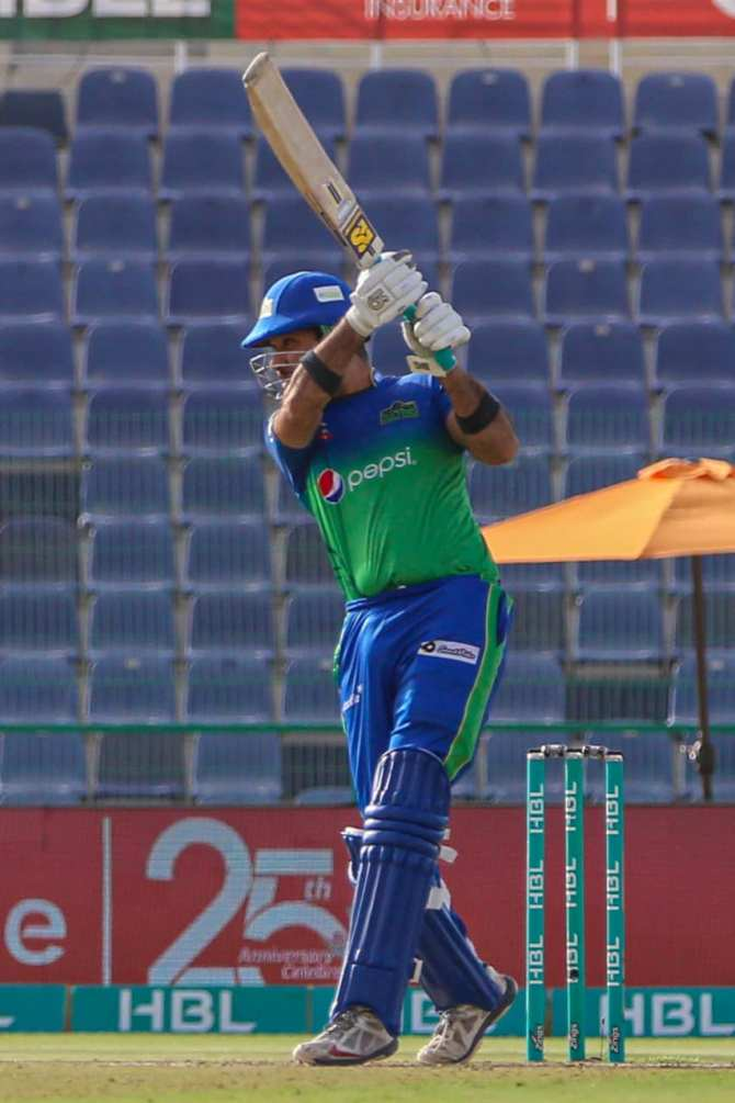 Pakistan batsman Sohaib Maqsood said it is easier to be consistent with a strike-rate of 120