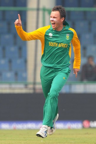 Johan Botha said Mohammad Amir is one of the best with the new ball