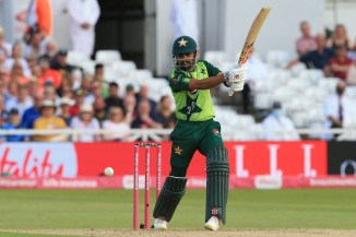 Pakistan captain Babar Azam said he is in form ahead of his side's T20 World Cup clash against India