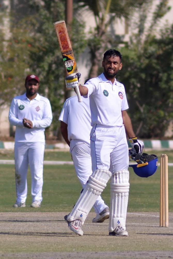 Pakistan opener Abdullah Shafique said maybe they have seen something in me