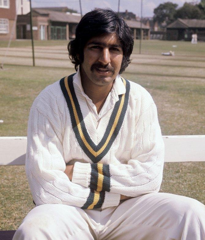 Sarfraz Nawaz said some cricketers felt he was cheating
