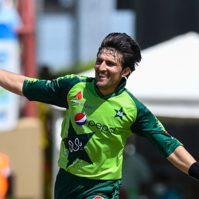 Mohammad Wasim said Shahnawaz Dahani was in the mix for the main squad for the T20 World Cup, but Mohammad Wasim Junior was a better choice