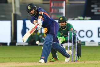 Legendary Pakistan seamer Wasim Akram said India captain Virat Kohli is Virat Kohli