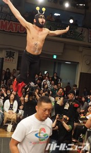 2016-03-02DRAGONGATE後楽園_第2試合