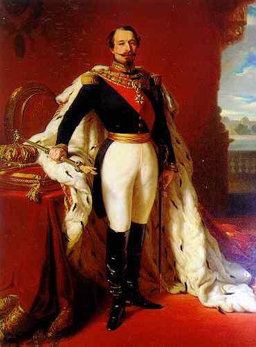 The Emperor Napoleon III (Franz Xavier Winterhalter)