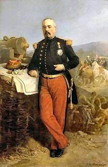 Marshal François Achille Bazaine   (Jean Adolphe Beauce)