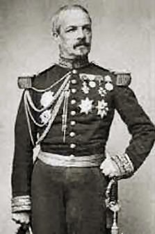 General Charles Auguste Frossard (David Plant collection)