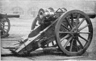 British Heavy Howitzer