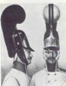 Russian Cuirassiers (Engraving after Viskovatov)