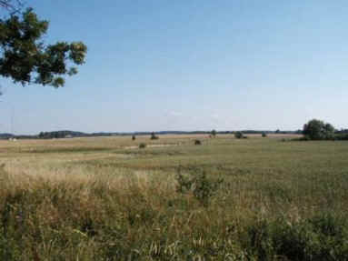 The battlefield of Heilsberg looking from the position of Legrands French division towards the Russian lines. (Photograph by Jan Kowalik)