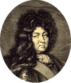 Louis XIV, King of France 1661-1715
