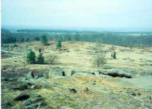Plum Run, taken from Little Round Top