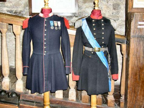 Piedmontese Army Uniforms