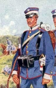 Saxon Line Infantry