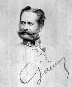 Lieutenant Field Marshal von Gablenz.