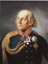 The argumentative and troublesome Prussian General von Yorck.