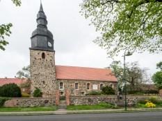 Church in Dennewitz