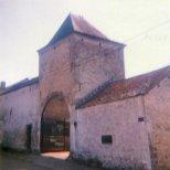 Ligny Village. The Farm of En-Haut.