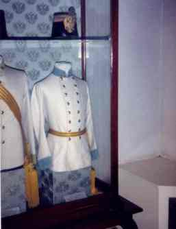 Austrian Officer uniform.