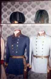 Austrian General Officer uniforms.