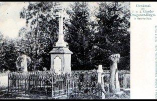 24- Monument des 1. und 2. Garde-Dragoner-RegimentsMars-la-Tour -
