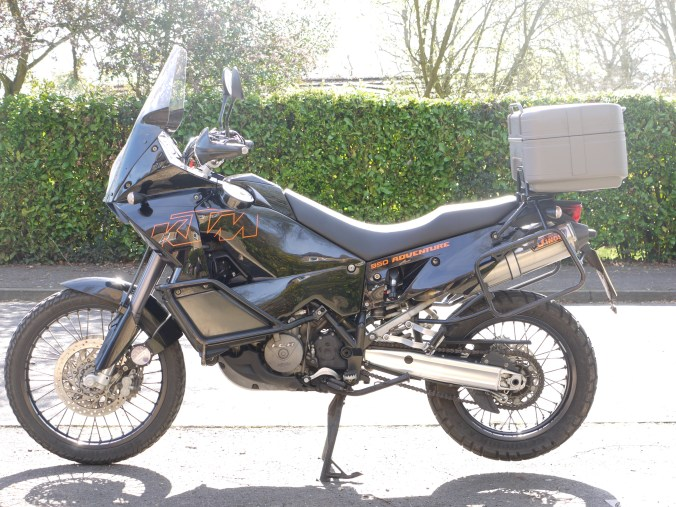 2006 KTM 950 Adventure