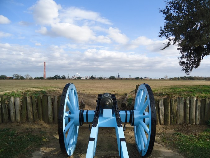 Battle of New Orleans Artillery Piece