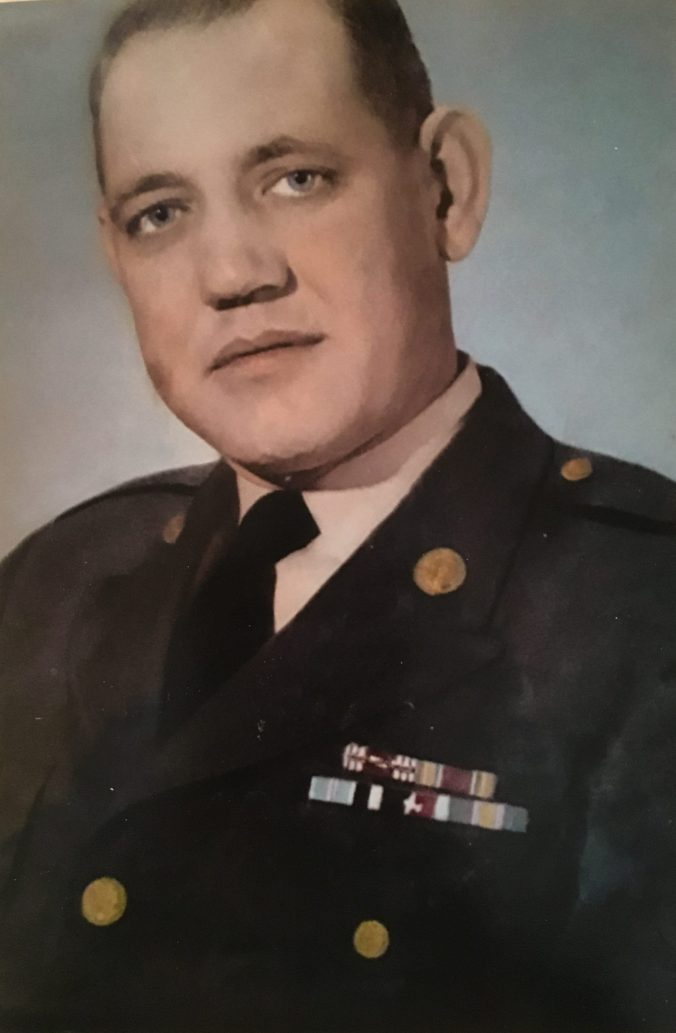 Operations Vittles Staff Sergeant Oscar Hoover Linzy