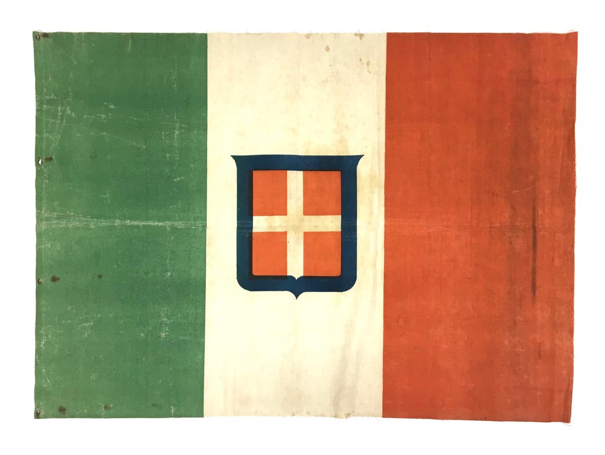 Battlefront Collectibles  WW2 Italian Flag  SOLD