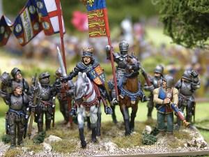 Medieval wargame