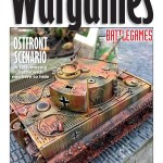 Miniature Wargames with Battlegames issue 400 front cover