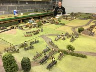Blenheim 1704 at the Wargames Holiday Centre