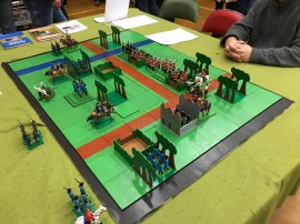 19th Century Portable Wargame (54mm) by Little Wars Revisited Forum