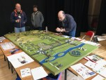 Battle of Segesvar 1849 (10mm) by Tonbridge Wargames Club