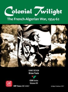 Colonial Twilight, the French-Algerian War 1954-62