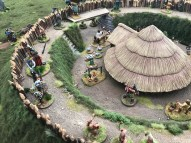 Of Gods and Mortals in 28mm by Lenton Gamers and James Morris