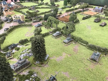 20mm Normandy 1944 by Derby Wargames? (Open to correction!)
